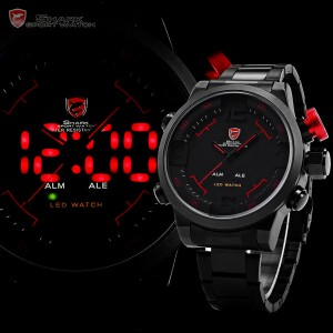 Gulper SHARK SH105 Sport Military Watch