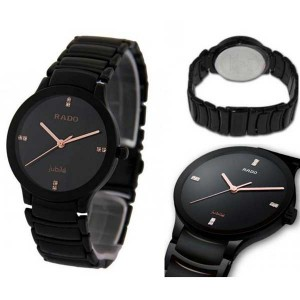 Rado Centrix Jubilé Watch Full Black