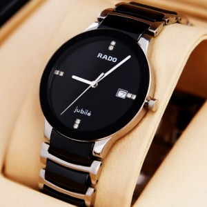 Rado Centrix Jubilé Watch Golden Black