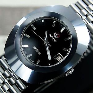 Rado Dia Star Automatic Date Watch