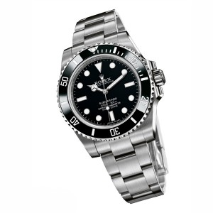 Rolex Submariner 114060 Wrist Watch