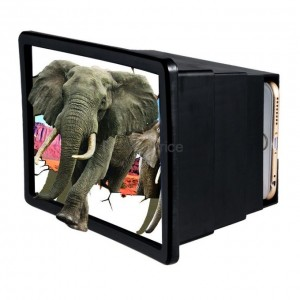 Enlarged Screen 3D Tv Shape F2-C: 0194