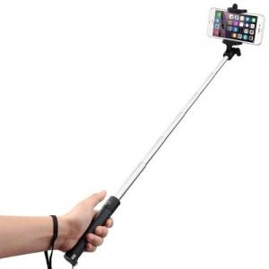 Monopod Portable Pocket Selfie Stick-C: 0195