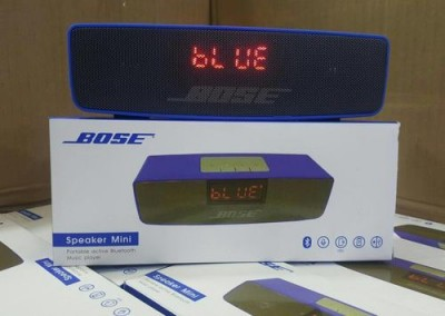 Bose - Bluetooth Speaker With Fm-C: 0200