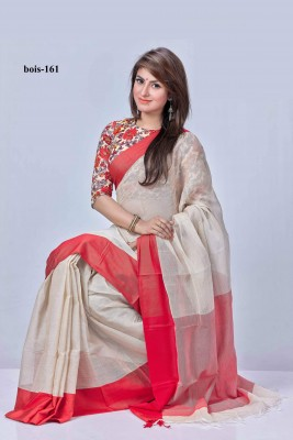 Mosline Cotton saree