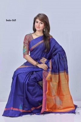 Monipuri Tossor Silk saree