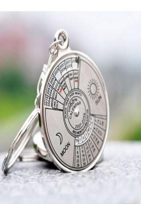 50 Years Perpetual Calendar Key Ring