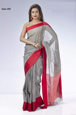 Bibiyana Cotton Tat saree