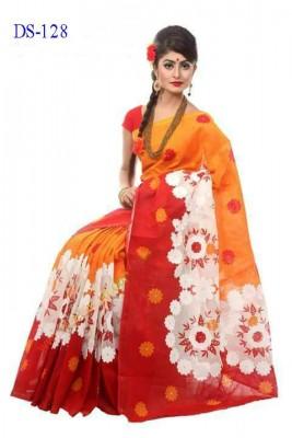 Skin boutiques cotton saree