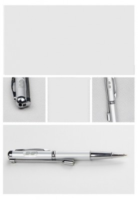 5-in-1 Multifunctional Pen With Metal Box