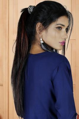 Linen Casual Kurti Tailor Made