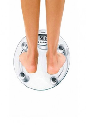 Digital Personal Weight Scale Glass Electronic Body Weighing Scale