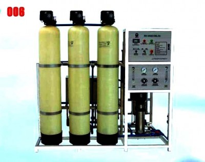 R O Industrial water Treatment Machine