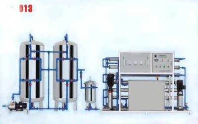 RO Industrial Water Treatment System