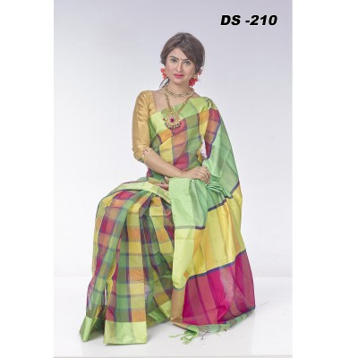 Pehli Silk saree