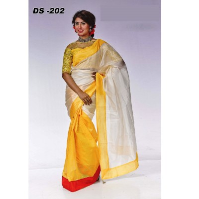Indian IS Katan saree