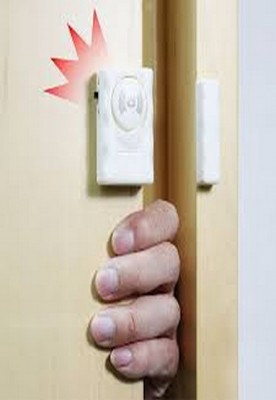 Motion Detector Security Alarm System