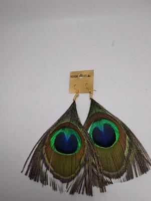 Peacock Ear Ring