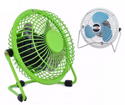 mini usb round fan