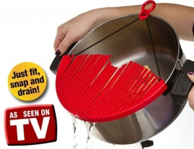 Better Strainer Expandable Strainer As Seen on TV