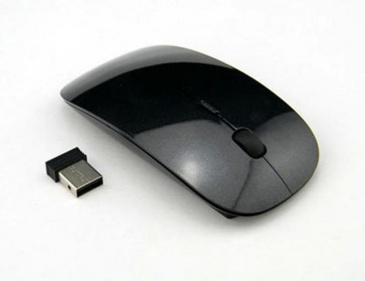 Apple Shape Wireless Mouse-C: 0005