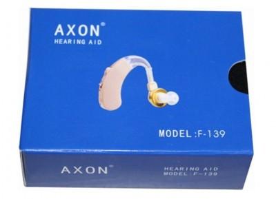 AXON F-139 BTE Hearing Aid-C: 0008