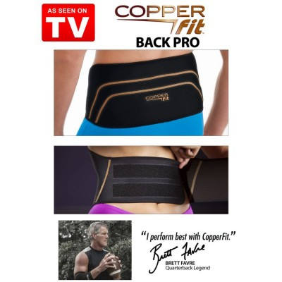 Copper Fit Back Pro Wrap Belt-C: 0015