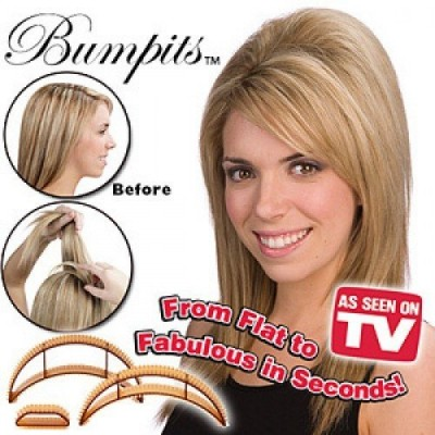 Big Happie Hair Bumpits-C: 0144