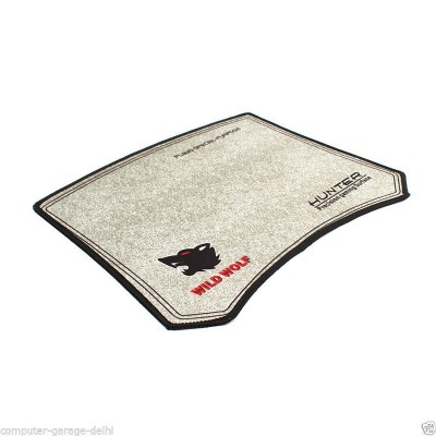 Wild Wolf/Hunter Smooth Mouse Pad-C: 0131.
