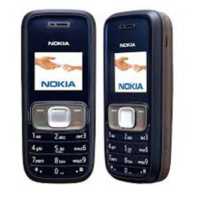 Old Is Gold - Nokia 1209-C: 0203
