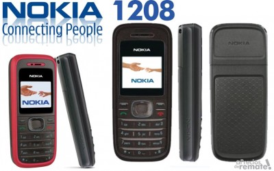 Nokia 1208 - Old Is Gold-C: 0206
