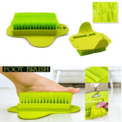 Foot Brush Cleaning Slipper-C: 0212