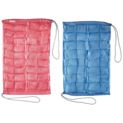 Full Body Wash Loofah Cloth-2 Pcs-C: 0022