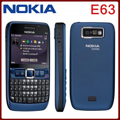 Nokia E63 - Old Is Gold-C: 0231