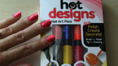 Hot Designs Nail Art Pens-C: 0238.