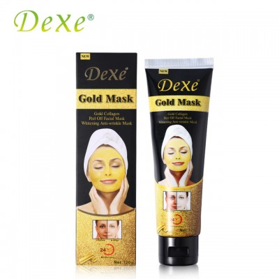 Dexe Gold Mask - As Seen On Tv-C: 0245