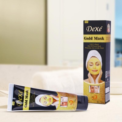 Dexe Gold Mask - As Seen On Tv-C: 0245.
