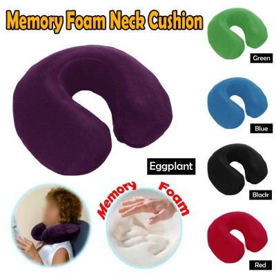 Travel Foam Neck Pillow