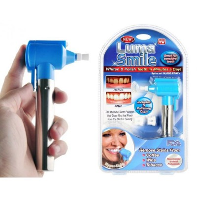 LUMA SMILE - Tooth Polish & Whitening Kit-C: 0030