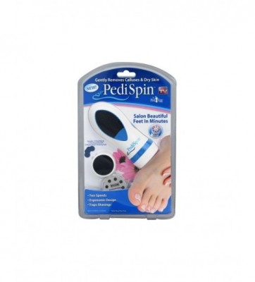 Pedispin Spin Calluses - Dry Skin Remover-C: 0037