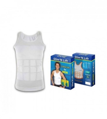 Slim N Lift Slimming Vest for Men-C: 0046