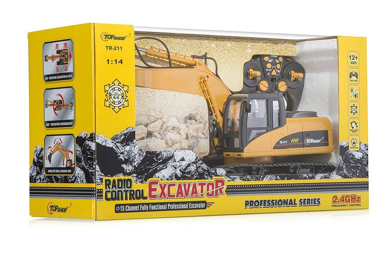 Remote Control Excavator Construction Tractor: Price Bangladesh   Better  Shop BD