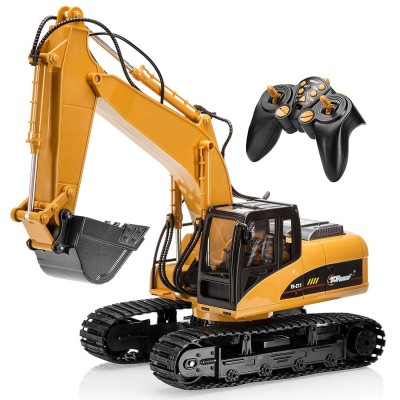 Remote Control wireless Excavator Construction Tractor