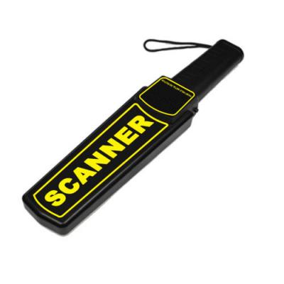 hand metal scanner detector