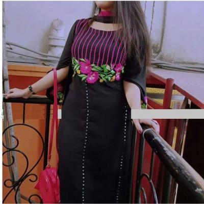 un-stitched georgette salwar kameez-1106