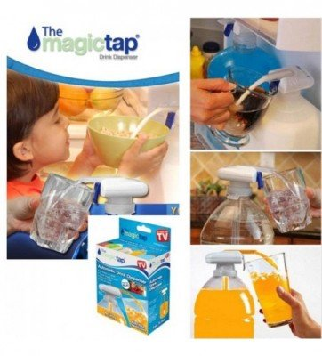 The Magic Tap Automatic Drink Dispenser-C: 0064