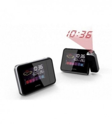 Screen Calendar Projection Clock-C: 0068