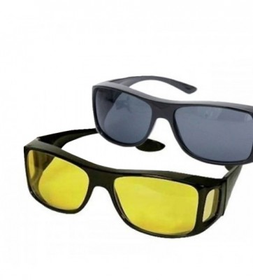 HD Vision Wrap 2 Sunglass-C: 0070