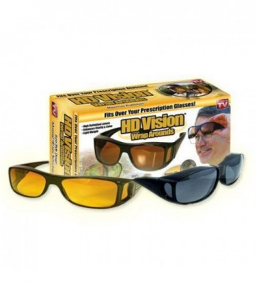HD Vision Wrap 2 Sunglass-C: 0070