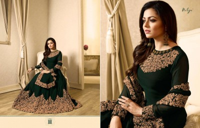 Lt nit-ya vol 117 Series Fancy Party Wear Suit nitya-1701